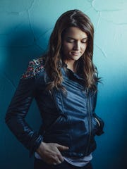 Brandi Carlile performs an acoustic show Wednesday in Rutland.