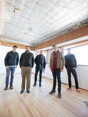 Isaac Show of Later Babes, business partner Alex Hagen and Soulcrate Music members Corey Gerlach, Wes Eisenhauer and Dan Eisenhauer are involved in the project on North Dakota Avenue.
