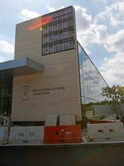 Memorial Sloan Kettering Cancer Center in White Plains.