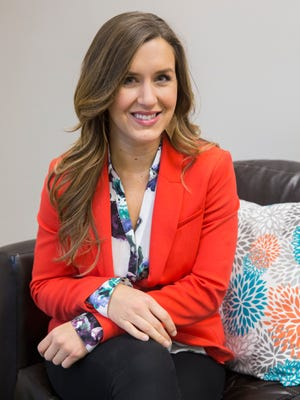 Alissa Fricke, owner of Thrive Marketing Strategies, has been growing her full service marketing firm for the past two and a half years. She provides marketing for small businesses and non-profits and is located at 318 Main St. in the co-working offices of Evansville.