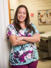 Alanna Colon-Goncalves is an Advanced Registered Nurse