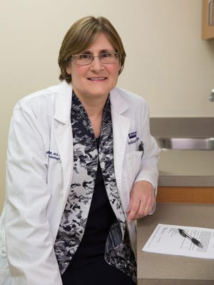 Dr. Germaine M. Blaine is a board certified hematologist/medical oncologist for Health First.