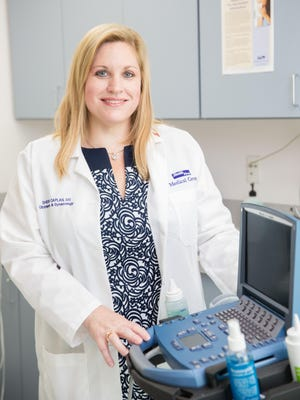 Dr. Sherri Caplan is an obstetrician-gynecologist for Health First's Cape Canaveral Hospital