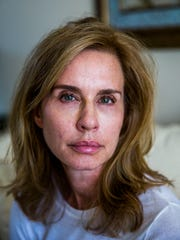Hope Cohen, pictured in her Parkland, Fla., home on