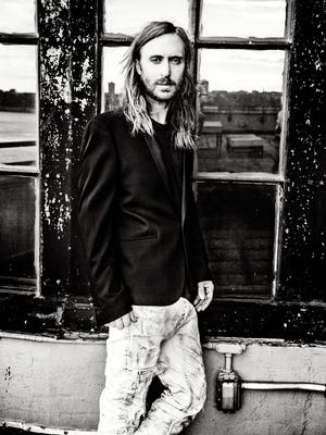 "David Guetta will release his new album, ""Listen,"" Nov. 23."