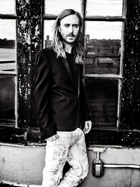 David Guett