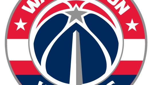 The new Washington Wizards logo