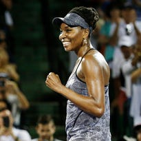 Venus Williams beats top-ranked Angelique Kerber en route to Miami Open semis