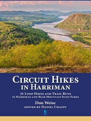 """West Milford's Don Weise recently released the second edition of his book """"Circuit Hikes in Harriman."""""""