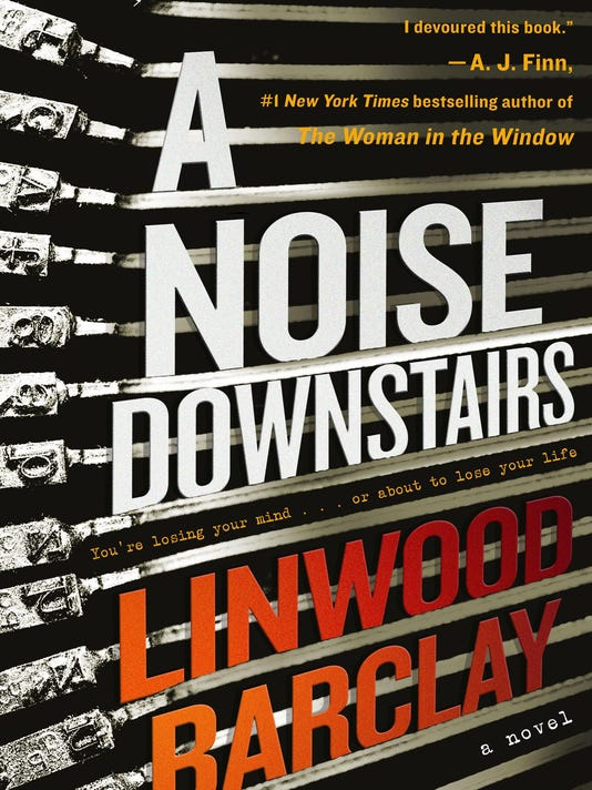 Book Review - A Noise Downstairs