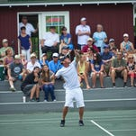 Tennis pro Bo Webb, new owner of Cheshire Racquet Club has been playing and competing in tennis since he was 15 years old.