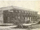 The Gem and Mineral Building is shown here in 1919. The Italian Revival-style building makes it unique in the Phoenix area.