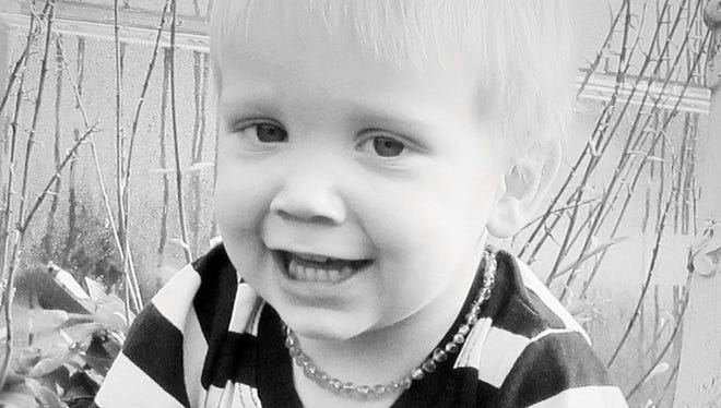 Vincent Piperato, age 3, of Thiells has Dravet Syndrome.