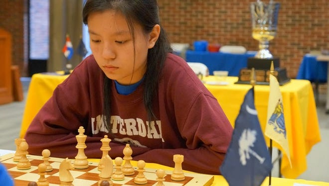 On Nov. 12, Alice Dong will host the fourth annual NJ All-Girls Chess Camp, which is free for all girls in grades K-12.