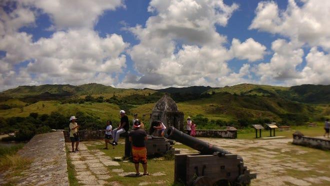 Fort Soledad, Umatac