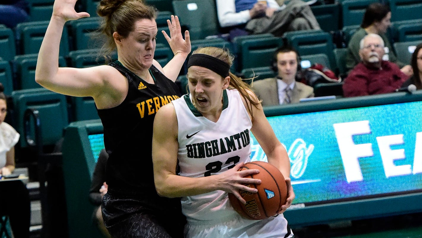 BU women give UAlbany a scare in 59-47 loss
