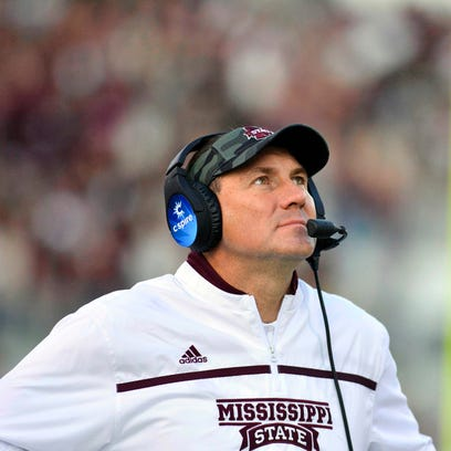 Mississippi State coach Dan Mullen reportedly interviewed