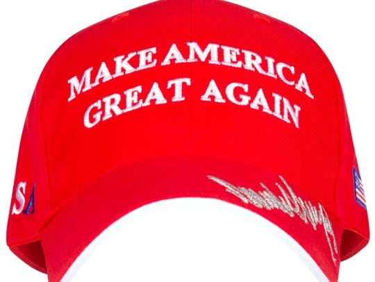 This Donald Trump Make America Great Again hat is $19.95