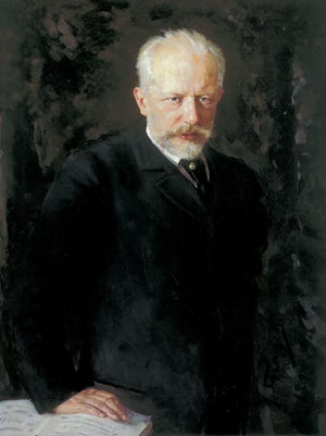 Peter Hyich Tchaikovsky
