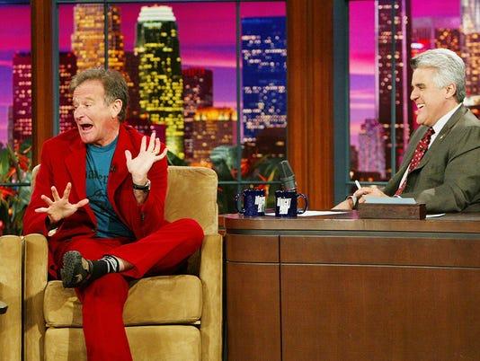 Leno on Robin Williams: 'I lost a friend'