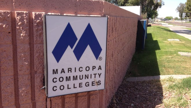 Maricopa County Community College District.