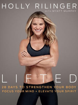 "Former Waynesboro and JMU basketball standout Holly Rilinger has written a book. ""Lifted"" will be released June 6."