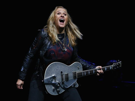 Musician Melissa Etheridge came out in 1993 at the