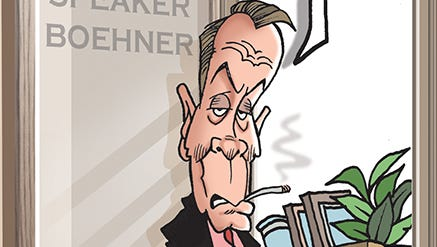 House Speaker John Boehner has retired.