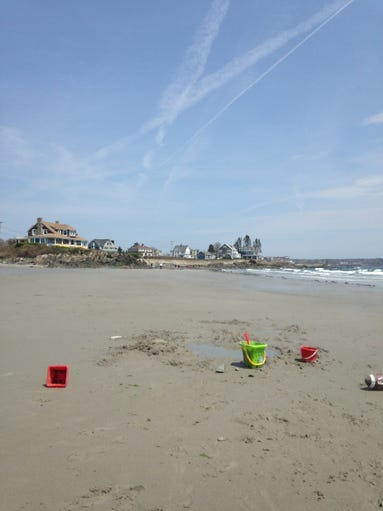 Two beaches in the Kennebunk area are worth checking