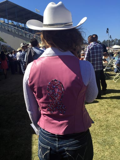 Fashions at the 2016 Rodeo