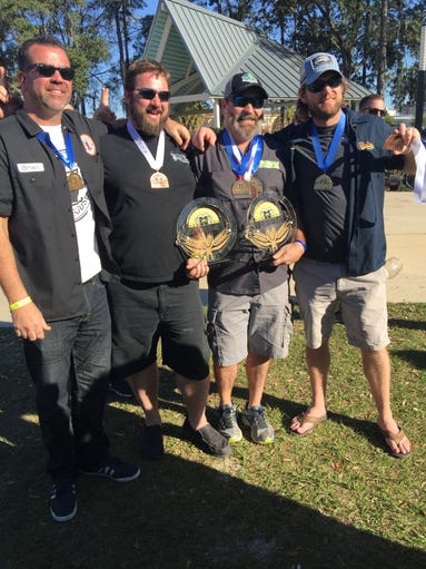 Swfl breweries win big at best florida beer championships for Global motors fort myers florida