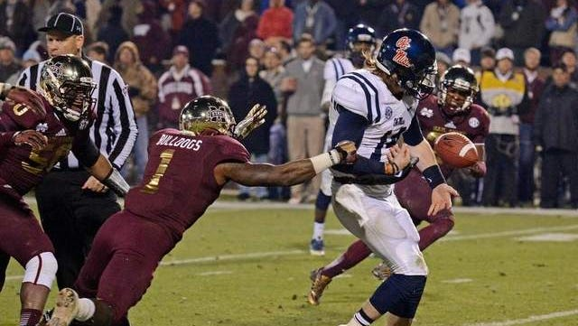 Nickoe Whitley leaves a vacancy on Mississippi State's defense heading into the fall.