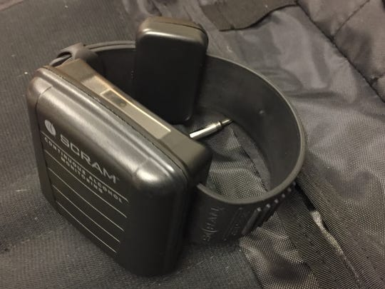 A monitoring bracelet that watches for alcohol consumption is being used as part of a 90-day drunk driving diversion program through the Broome County District Attorney's Office. It allows a first-time DWI to be reduced to a violation, not a crime, if the defendant completes the program.