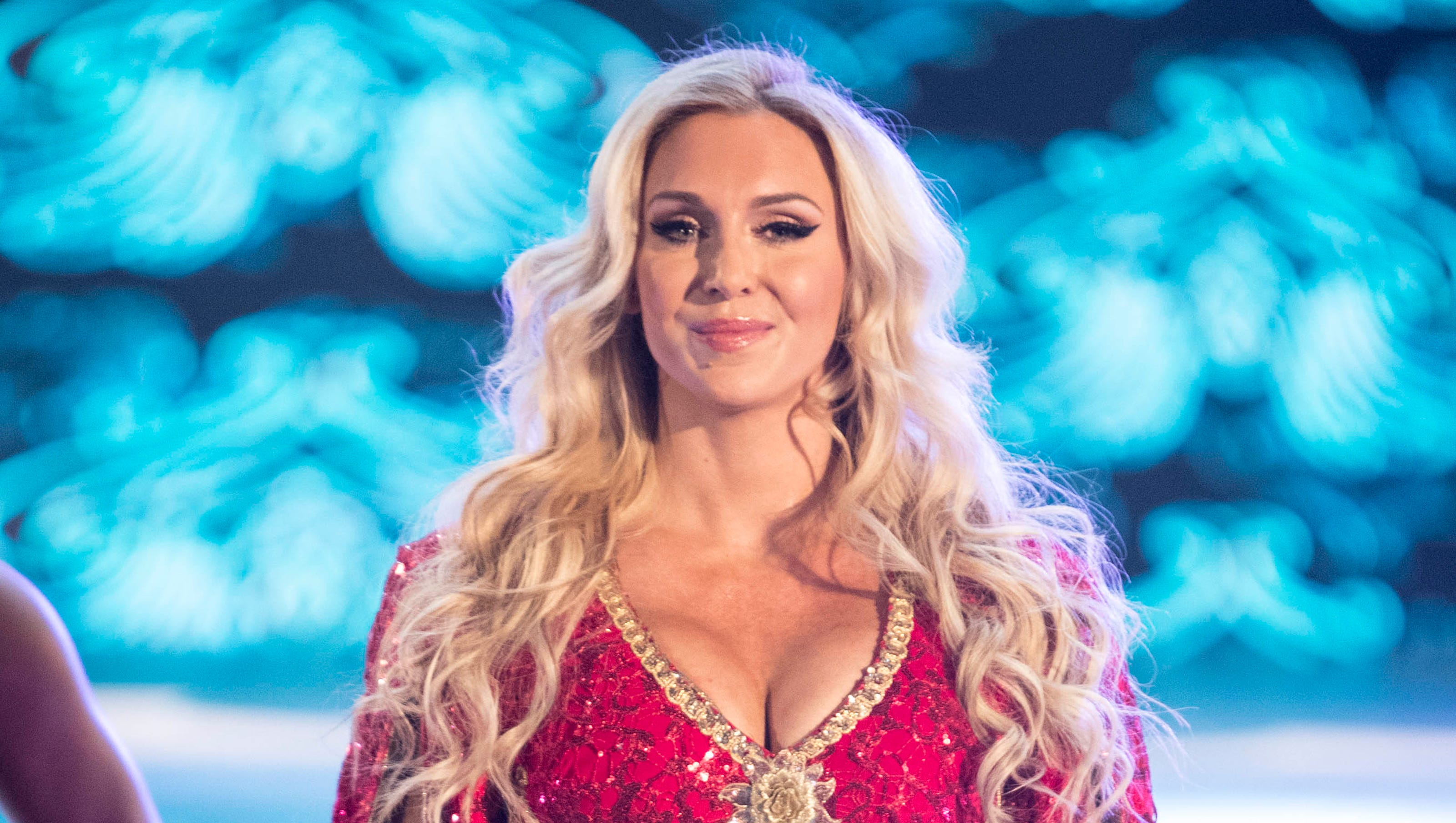 As a former gymnast, Charlotte Flair represents new ...