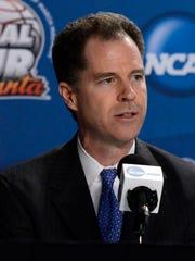 NCAA Vice President for Men's Basketball Championships