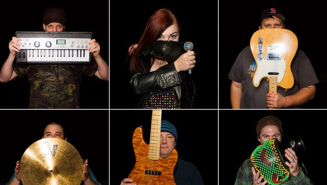 Bend funk band Elektrapod