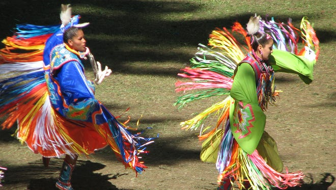 Lawrence University will host a Native American pow-wow Tuesday in the Lawrence Memorial Chapel in Appleton.