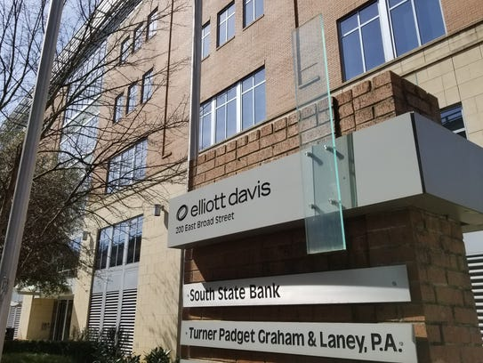 Columbia, South Carolina-based South State Bank gave