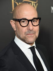 NEW YORK, NY - MARCH 13:  Actor Stanley Tucci arrives