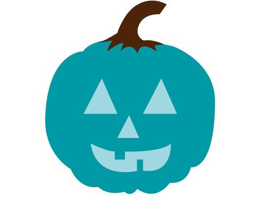 Kids with food allergies can seek out teal pumpkins this Halloween