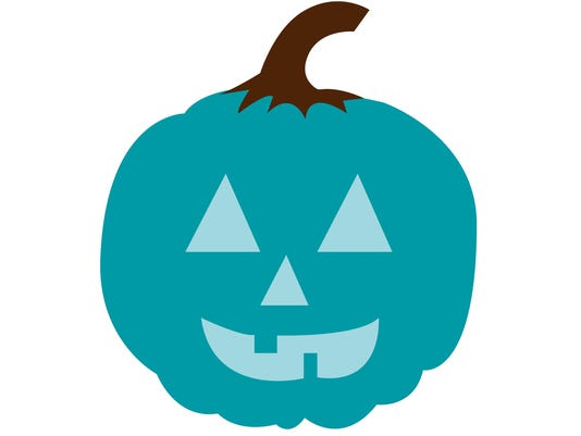 Kids with food allergies can seek out teal pumpkins this Halloween
