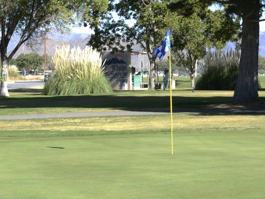 WSMR Golf Course
