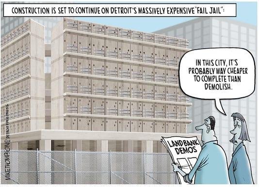 """""""Fail Jail"""""""