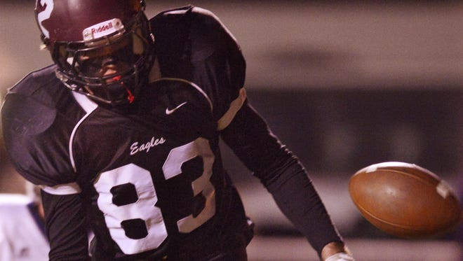 Ethan Anderson had caught seven passes for 132 yards and two touchdowns against Fultondale.
