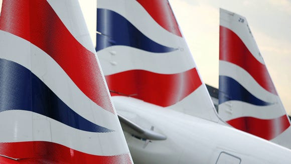 AFP BRITAIN-AIRLINE-COMPANY-BA