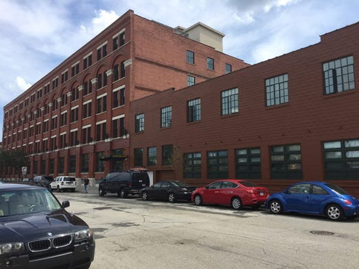 Milwaukee Building Conversion To Apartments Retail Space