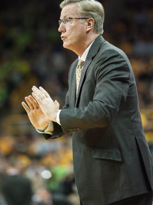 NCAA Basketball: Gardner-Webb at Iowa
