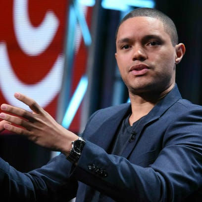 'Daily Show's' Trevor Noah talks tweets at Television