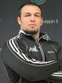 Dakota Bencomo wrestles for Adams State College and is in his redshirt sophomore season.