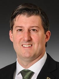 Jay Santos is ASU's new women's gymnastics coach, leaving Eastern Michigan after two years.